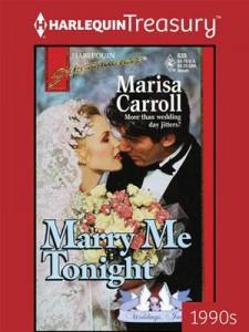 Baixar Marry me tonight pdf, epub, eBook