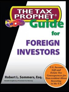 Baixar Tax prophet guide for foreign investors, the pdf, epub, eBook