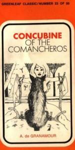 Baixar Concubine of the comancheros pdf, epub, eBook