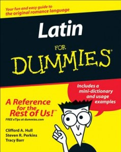 Baixar Latin for dummies pdf, epub, eBook