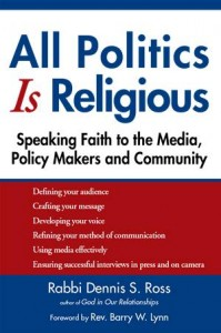 Baixar All politics is religious: speaking faith to the pdf, epub, eBook