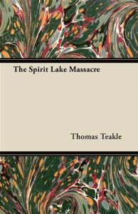 Baixar Spirit lake massacre, the pdf, epub, ebook
