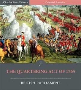 Baixar Quartering act of 1765 (illustrated), the pdf, epub, eBook