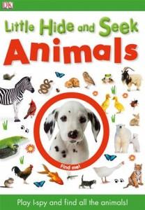 Baixar Little hide and seek: animals pdf, epub, ebook
