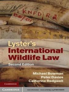 Baixar Lyster's international wildlife law pdf, epub, ebook