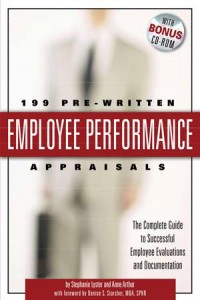 Baixar 199 pre-written employee performance appraisals: pdf, epub, eBook