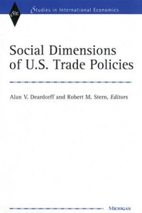 Baixar Social dimensions of u.s. trade policies pdf, epub, eBook