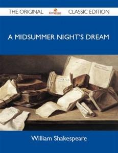 Baixar Midsummer night's dream – the original classic pdf, epub, eBook