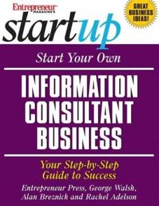 Baixar Start your own information consultant business pdf, epub, eBook