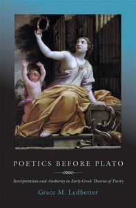Baixar Poetics before plato pdf, epub, eBook