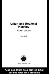 Baixar Urban and regional planning pdf, epub, ebook