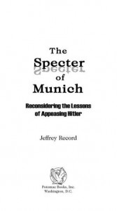 Baixar Specter of munich, the pdf, epub, eBook