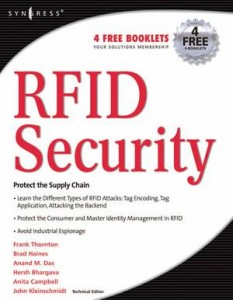 Baixar Rfid security pdf, epub, eBook