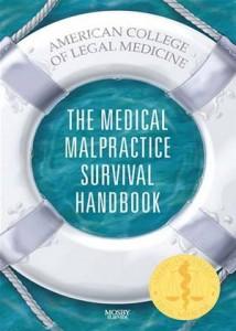 Baixar Medical malpractice survival handbook, the pdf, epub, eBook