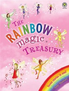 Baixar Rainbow magic: treasury pdf, epub, ebook