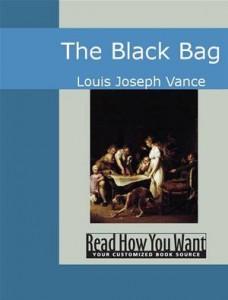 Baixar Black bag, the pdf, epub, eBook