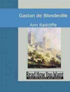 Baixar Gaston de blondeville pdf, epub, eBook