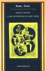 Baixar Nueve cuentos y uno de propina de josef capek pdf, epub, eBook