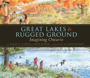 Baixar Great lakes & rugged ground: imagining ontario pdf, epub, eBook