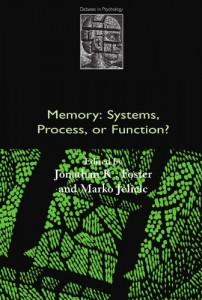 Baixar Memory – systems, process, or function? pdf, epub, eBook