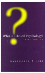 Baixar What is clinical psychology? pdf, epub, eBook