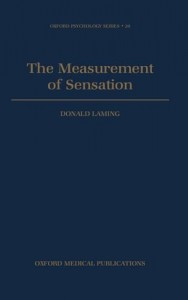 Baixar Measurement of sensation pdf, epub, eBook