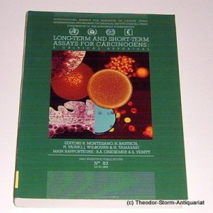 Baixar Long-term and short-term assays for carcinogens pdf, epub, eBook