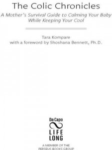Baixar Colic chronicles, the pdf, epub, eBook