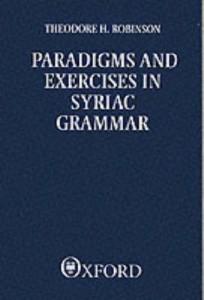 Baixar Paradigms and exercises in syriac grammar pdf, epub, eBook