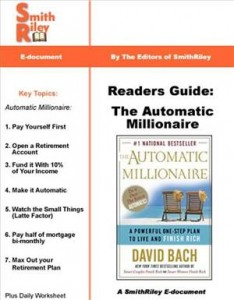 Baixar Reader's guide: the automatic millionaire pdf, epub, ebook