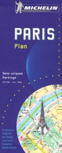 Baixar Michelin paris plan de ville pdf, epub, eBook