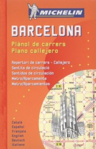 Baixar Michelin barcelona – city plan pdf, epub, eBook