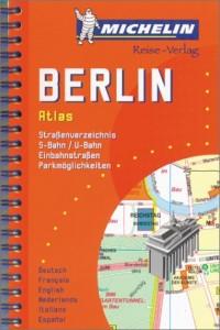 Baixar Michelin berlin plan de ville (1/15 000) pdf, epub, eBook