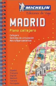 Baixar Michelin madrid – plan de ville pdf, epub, eBook