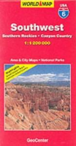 Baixar Usa 6 – south west pdf, epub, eBook
