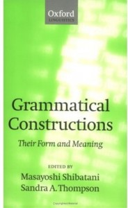 Baixar Grammatical constructions pdf, epub, ebook