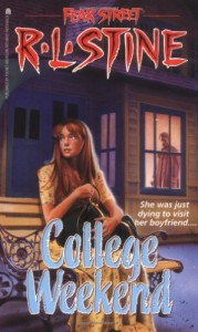 Baixar College weekend (fear street) pdf, epub, ebook