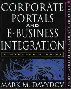 Baixar Corporate portals and ebusiness integration pdf, epub, eBook