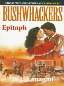 Baixar Bushwhackers 06: epitaph pdf, epub, eBook