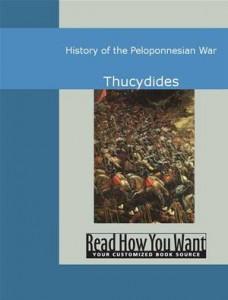 Baixar History of the peloponnesian war pdf, epub, eBook