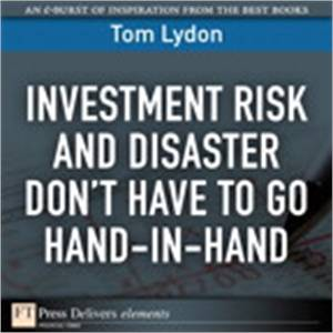 Baixar Investment risk and disaster don't have to go pdf, epub, eBook