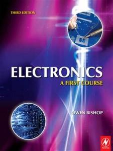 Baixar Electronics: a first course pdf, epub, eBook