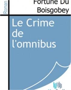 Baixar Crime de l'omnibus, le pdf, epub, eBook