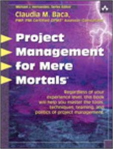 Baixar Project management for mere mortals pdf, epub, eBook