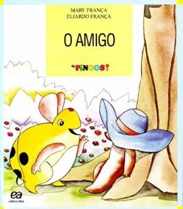 Baixar Amigo, o pdf, epub, ebook