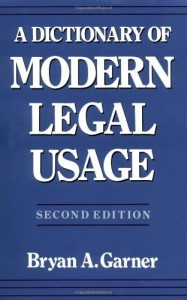 Baixar Dictionary of modern legal usage, a pdf, epub, eBook