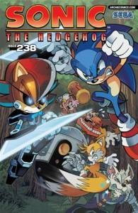 Baixar Sonic the hedgehog #238 pdf, epub, eBook