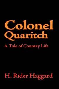 Baixar Colonel quaritch, v. c. pdf, epub, eBook