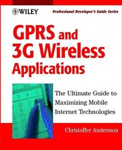 Baixar Gprs and 3g wireless applications pdf, epub, eBook