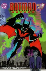 Baixar Batman beyond pdf, epub, eBook